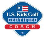 US Kids Golf Certified Coach